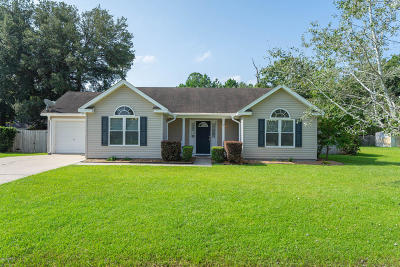 Beaufort County Single Family Home Under Contract - Take Backup: 10 Stellata Lane