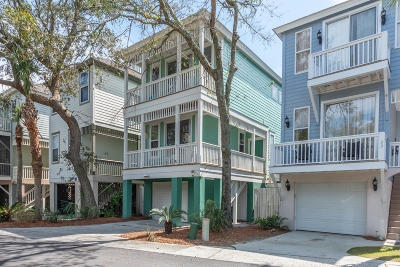 Fripp Island Single Family Home For Sale: 31 Veranda Beach Road