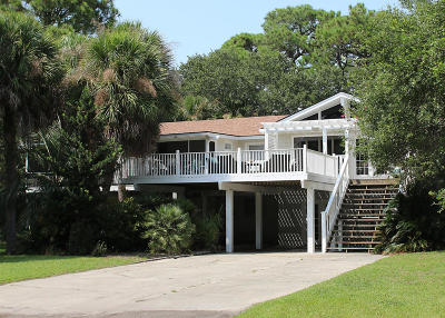 Fripp Island Single Family Home For Sale: 740 Marlin Drive