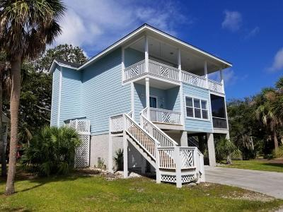 Fripp Island Single Family Home For Sale: 619 Porpoise Drive