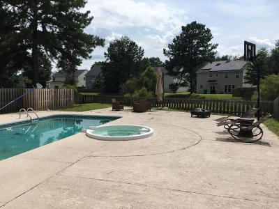 Bluffton Single Family Home For Sale: 10 Lakeland Court