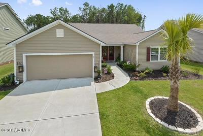 Bluffton Single Family Home For Sale: 25 Freedom Drive