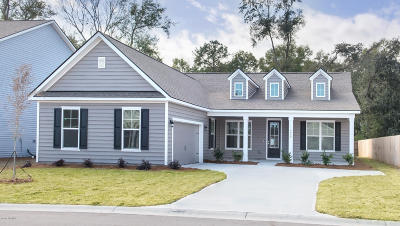 Beaufort Single Family Home For Sale: 4090 Sage Drive