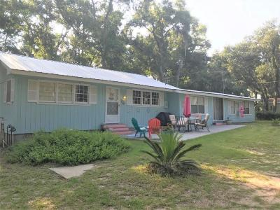 Beaufort County Single Family Home For Sale: 1171 Lands End Road