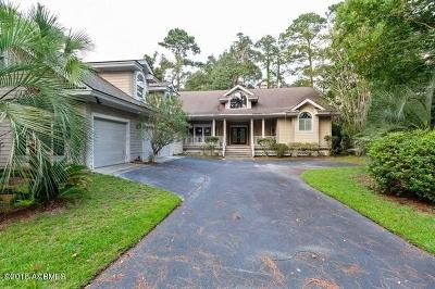 St. Helena Island Single Family Home For Sale: 831 Island Circle W