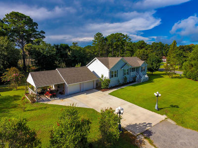 Beaufort, Beaufort Sc, Beaufot, Beufort Single Family Home For Sale: 1802 Dolphin Row Drive