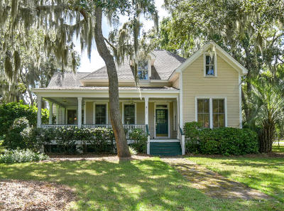 Beaufort County Single Family Home For Sale: 107 Coosaw Club Drive
