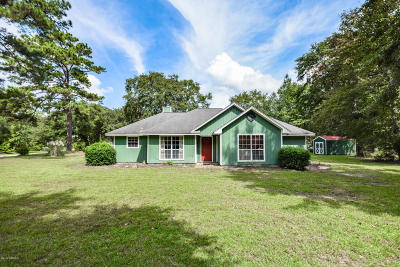 Beaufort County Single Family Home For Sale: 4436 Pinewood Circle