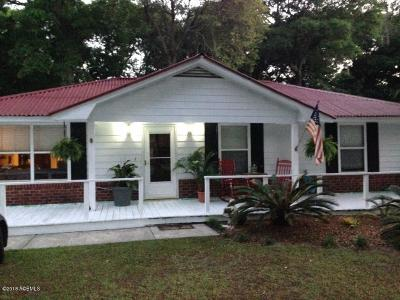 Beaufort County Single Family Home For Sale: 20 Shallowford Downs