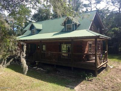 Beaufort County Single Family Home For Sale: 18 Dulamo Bluff Road