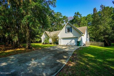 Lady's, Lady's Island, Lady'sisland, Ladys Island Single Family Home For Sale: 58 Francis Marion Circle