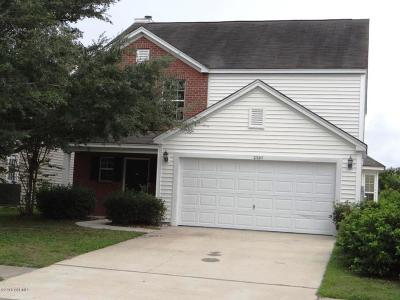Bluffton Single Family Home For Sale: 2205 Blakers Boulevard