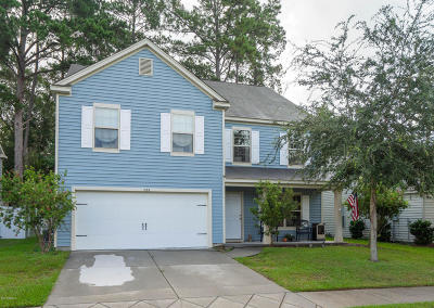 Beaufort County Single Family Home Under Contract - Take Backup: 1635 Rolling Waters Way