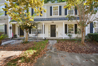 Beaufort County Condo/Townhouse For Sale: 387 Gardners Circle