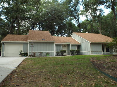 Beaufort County Single Family Home For Sale: 38 Seagull Drive