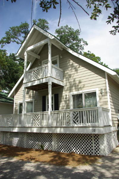 Fripp Island Single Family Home For Sale: 28 Davis Love Drive