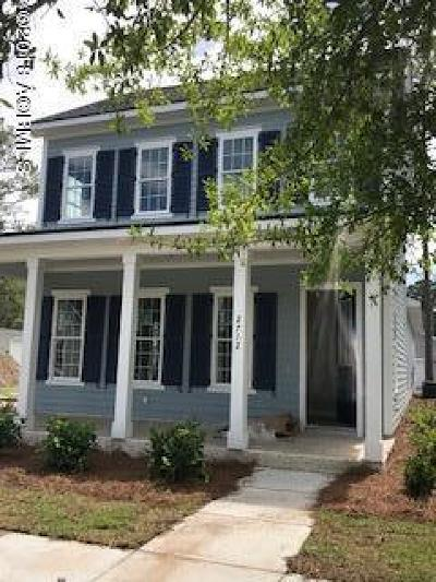 Beaufort Single Family Home For Sale: 2712 Bluestem Drive