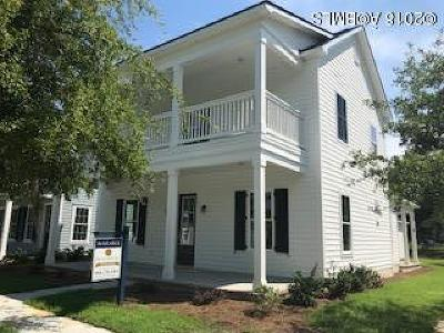 Beaufort Single Family Home For Sale: 2714 Bluestem Drive