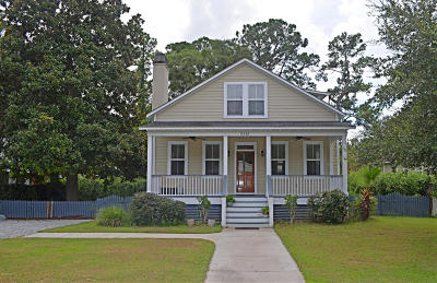 Beaufort Single Family Home For Sale: 2416 Oak Haven Street