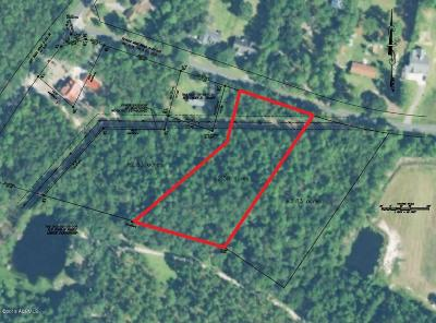 Ridgeland Residential Lots & Land For Sale: 00b Taylor Mill Road