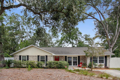 Beaufort, Beaufort Sc, Beaufot Single Family Home For Sale: 2503 Azalea Drive