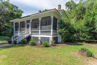 Beaufort (lady's Island), Port Royal, Pt Royal, Pt. Royal Single Family Home For Sale: 1102 11th Street