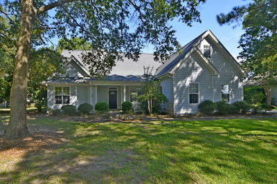 Beaufort Single Family Home For Sale: 55 Downing Drive