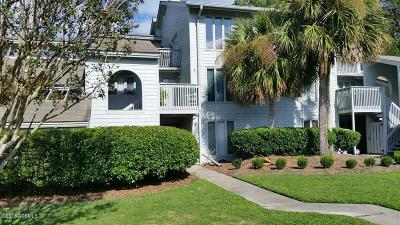 Beaufort Condo/Townhouse For Sale: 9 Marsh Harbor Drive #B