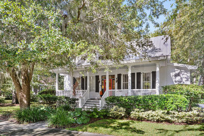 Beaufort Single Family Home For Sale: 38 Saint Phillips Boulevard