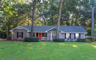 Beaufort County Single Family Home For Sale: 24 Walnut Hill Street
