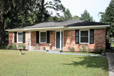 Beaufort County Single Family Home Under Contract - Take Backup: 1107 Hodge Drive