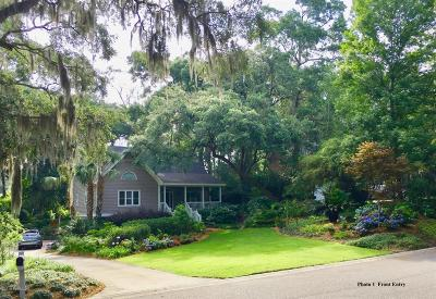 Beaufort, Beaufort Sc, Beaufot Single Family Home For Sale: 340 Cottage Farm Drive