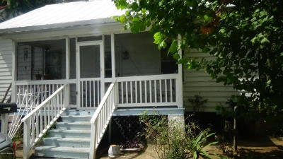 Baufort, Beaufort, Beaufot, Beufort Single Family Home For Sale: 1303 Washington Street