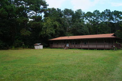 Beaufort County Mobile Home For Sale: 21 Milton Way