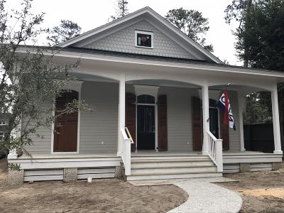 Beaufort Single Family Home For Sale: 5 City Walk Way