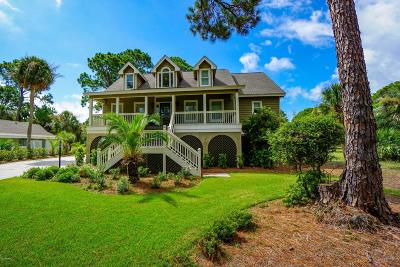 Fripp Island SC Single Family Home For Sale: $729,000