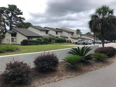 Beaufort County Condo/Townhouse For Sale: 1 Marsh Harbor Drive #D