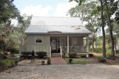 Ridgeland Single Family Home For Sale: 54 Broad River Road