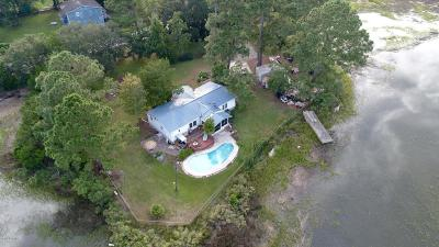 Beaufort County Single Family Home Under Contract - Take Backup: 1617 Carolina Avenue