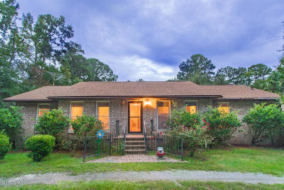 Beaufort, Beaufort Sc, Beaufot, Beufort Single Family Home For Sale: 7612 Joe Allen Drive