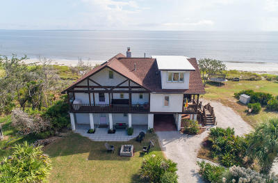 St. Helena Island Single Family Home For Sale: 123 Sea Pines Drive