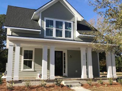 Beaufort, Beaufort Sc, Beaufot Single Family Home For Sale: 2714 Satilla Boulevard