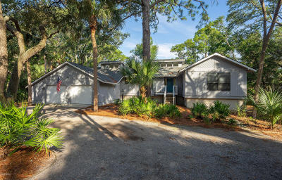 Fripp Island Single Family Home For Sale: 914 Stone Crab Cove