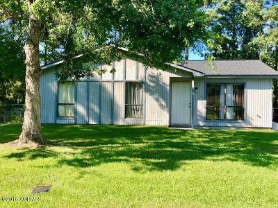 Beaufort, Beaufort Sc, Beaufot Single Family Home For Sale: 3149 Clydesdale Circle