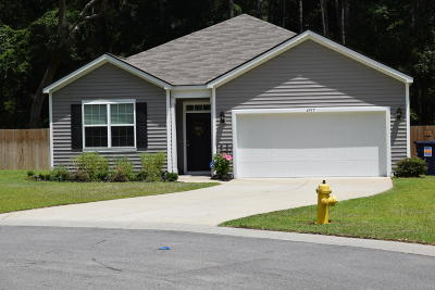 Beaufort County Single Family Home For Sale: 4917 Breeze Way