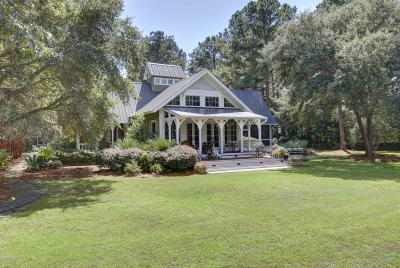 Beaufort County Single Family Home For Sale: 21 Straight Road