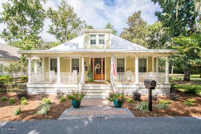 Beaufort Single Family Home For Sale: 80 Gautier Place