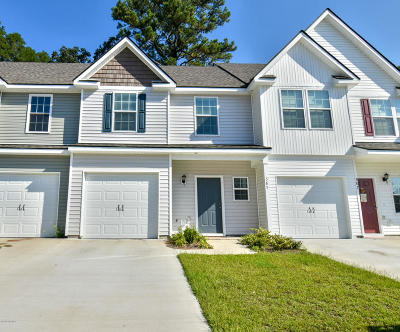 Beaufort County Condo/Townhouse For Sale: 385 Dante Circle