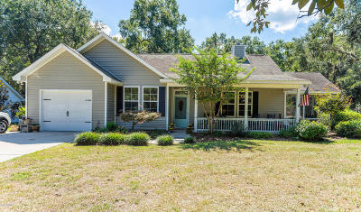 Beaufort County Single Family Home Under Contract - Take Backup: 19 Lucerne Avenue