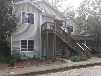 Beaufort County Condo/Townhouse For Sale: 2618 Holmes Road #A